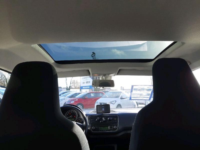 Photo 5 de l'offre de SKODA CITIGO 1.0 MPI 75CH ELEGANCE 3P à 6490€ chez Carlyss automobiles Vitré