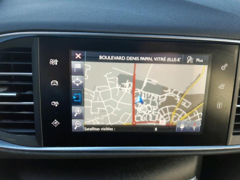 Photo 8 de l'offre de PEUGEOT 308 1.6 BLUEHDI 100CH ACTIVE BUSINESS S&S 5P à 10990€ chez Carlyss automobiles Vitré