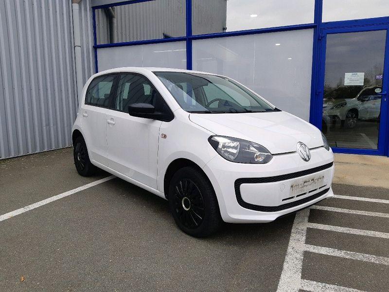Volkswagen UP! 1.0 60CH MOVE UP! 5P Essence BLANC Occasion à vendre