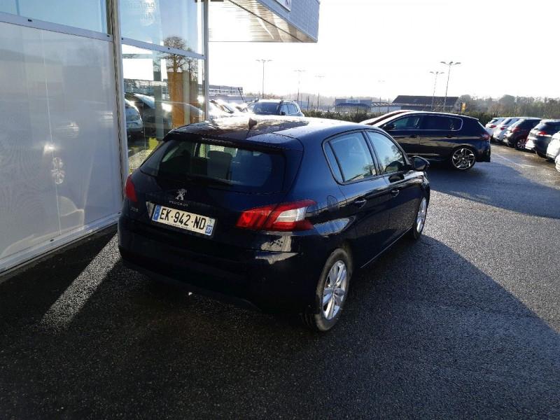 Photo 3 de l'offre de PEUGEOT 308 1.6 BLUEHDI 100CH ACTIVE BUSINESS S&S 5P à 10990€ chez Carlyss automobiles Vitré