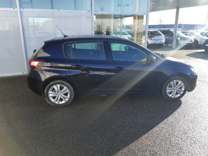 Photo 2 de l'offre de PEUGEOT 308 1.6 BLUEHDI 100CH ACTIVE BUSINESS S&S 5P à 10990€ chez Carlyss automobiles Vitré