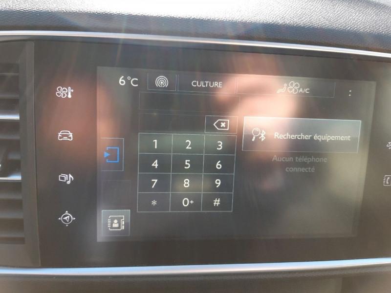 Photo 11 de l'offre de PEUGEOT 308 2.0 BLUEHDI 150CH ALLURE S&S EAT6 5P à 16990€ chez Carlyss automobiles Vitré