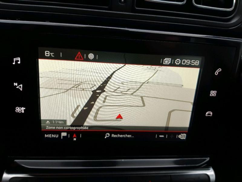 Photo 9 de l'offre de CITROEN C3 PURETECH 110CH SHINE BUSINESS S&S à 12290€ chez Carlyss automobiles Vitré