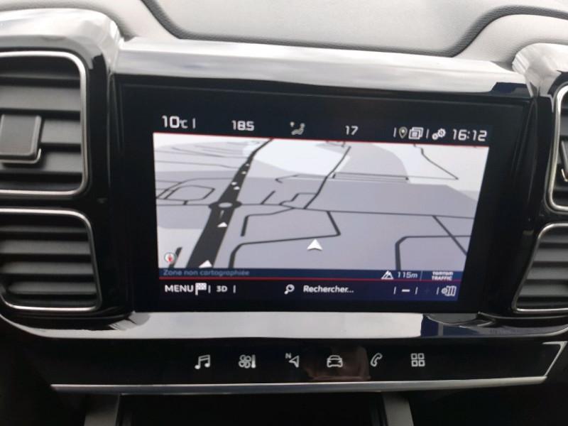 Photo 8 de l'offre de CITROEN C5 AIRCROSS BLUEHDI 130CH S&S SHINE EAT8 à 28490€ chez Carlyss automobiles Vitré