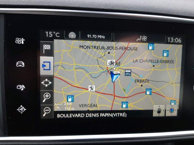Photo 9 de l'offre de PEUGEOT 308 SW 1.6 BLUEHDI 120CH ALLURE S&S à 12290€ chez Carlyss automobiles Vitré