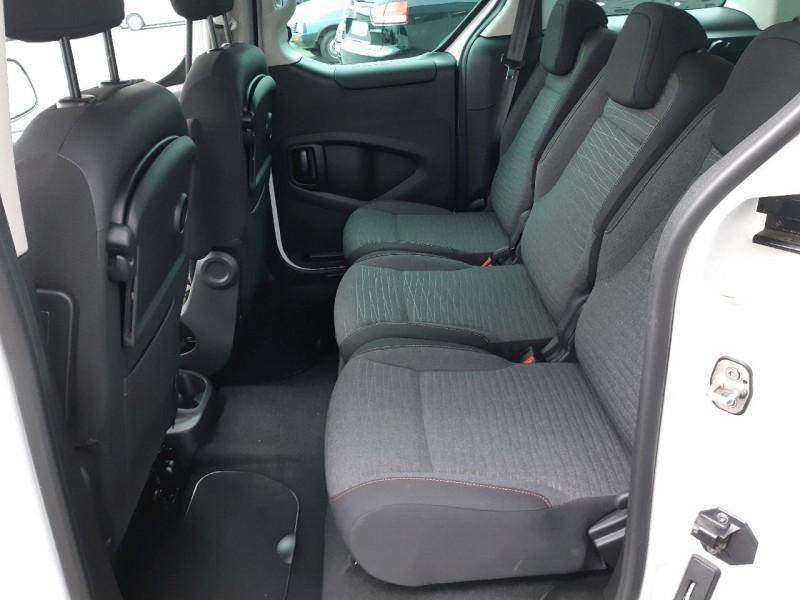 Photo 7 de l'offre de CITROEN BERLINGO BLUEHDI 100CH SHINE S&S ETG6 à 13490€ chez Carlyss automobiles Vitré