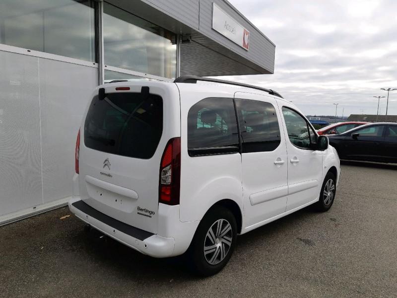Photo 3 de l'offre de CITROEN BERLINGO BLUEHDI 100CH SHINE S&S ETG6 à 13490€ chez Carlyss automobiles Vitré