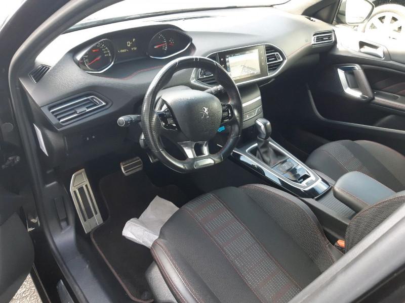 Photo 5 de l'offre de PEUGEOT 308 SW 2.0 BLUEHDI FAP 150CH GT LINE EAT6 à 13790€ chez Carlyss automobiles Vitré