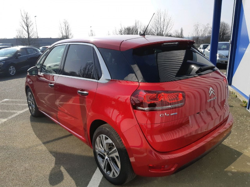 Photo 3 de l'offre de CITROEN C4 PICASSO BLUEHDI 150CH EXCLUSIVE S&S EAT6 à 15990€ chez Carlyss automobiles Vitré