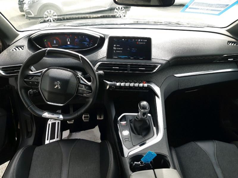Photo 8 de l'offre de PEUGEOT 3008 2.0 BLUEHDI 150CH GT LINE S&S à 20990€ chez Carlyss automobiles Vitré