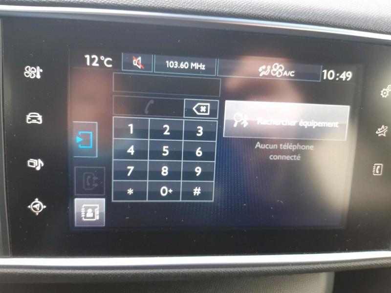 Photo 10 de l'offre de PEUGEOT 308 SW 2.0 BLUEHDI FAP 150CH GT LINE EAT6 à 13790€ chez Carlyss automobiles Vitré