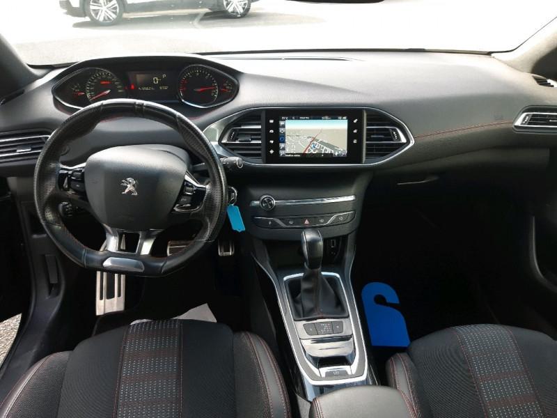 Photo 7 de l'offre de PEUGEOT 308 SW 2.0 BLUEHDI FAP 150CH GT LINE EAT6 à 13790€ chez Carlyss automobiles Vitré