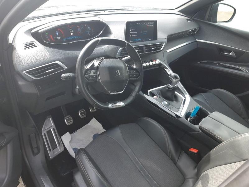 Photo 6 de l'offre de PEUGEOT 3008 2.0 BLUEHDI 150CH GT LINE S&S à 20990€ chez Carlyss automobiles Vitré