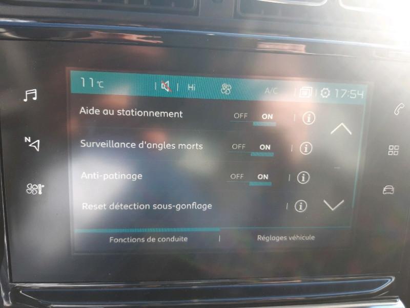 Photo 9 de l'offre de CITROEN C3 PURETECH 82CH SHINE BUSINESS à 11490€ chez Carlyss automobiles Vitré