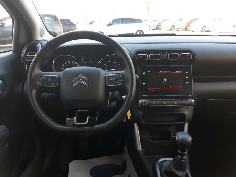 Photo 5 de l'offre de CITROEN C3 AIRCROSS BLUEHDI 120CH S&S FEEL à 14990€ chez Carlyss automobiles Vitré