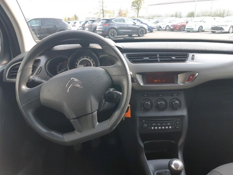 Photo 4 de l'offre de CITROEN C3 1.6 E-HDI90 AIRDREAM CONFORT à 8390€ chez Carlyss automobiles Vitré
