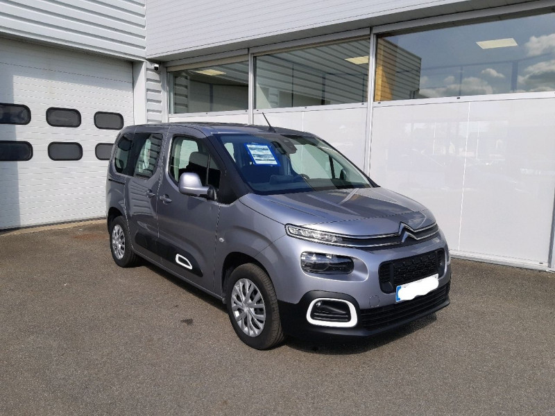 Photo 1 de l'offre de CITROEN BERLINGO M BLUEHDI 100CH S&S FEEL à 18990€ chez Carlyss automobiles Vitré