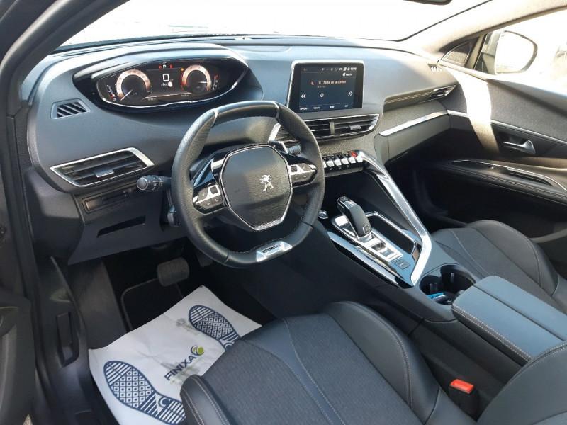 Photo 8 de l'offre de PEUGEOT 5008 1.5 BLUEHDI 130CH S&S GT LINE EAT8 à 31490€ chez Carlyss automobiles Vitré