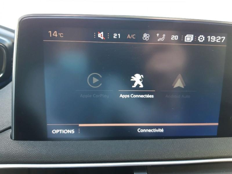 Photo 15 de l'offre de PEUGEOT 5008 1.5 BLUEHDI 130CH S&S GT LINE EAT8 à 31490€ chez Carlyss automobiles Vitré