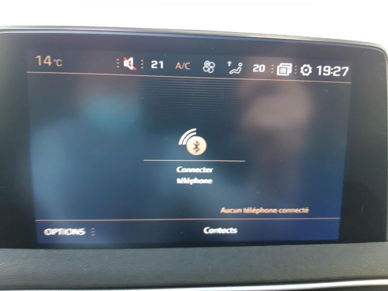 Photo 14 de l'offre de PEUGEOT 5008 1.5 BLUEHDI 130CH S&S GT LINE EAT8 à 31490€ chez Carlyss automobiles Vitré