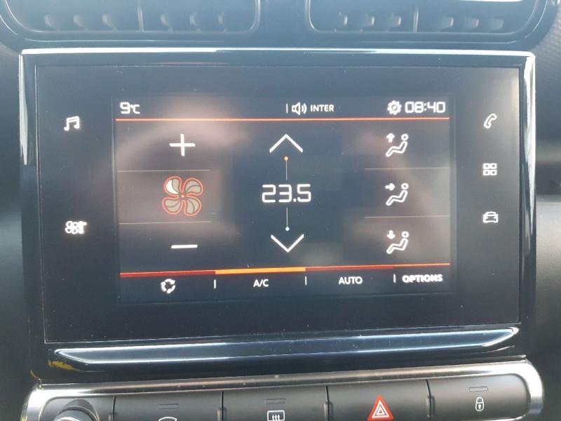 Photo 10 de l'offre de CITROEN C3 AIRCROSS BLUEHDI 120CH S&S FEEL à 14990€ chez Carlyss automobiles Vitré