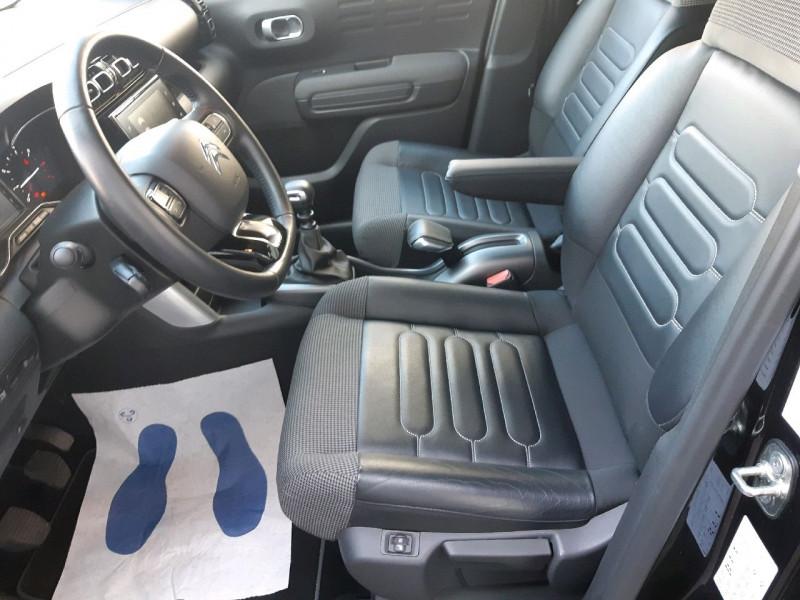Photo 6 de l'offre de CITROEN C3 AIRCROSS BLUEHDI 120CH S&S FEEL à 14990€ chez Carlyss automobiles Vitré