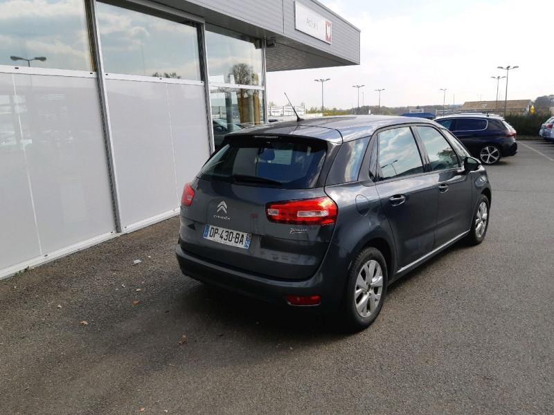 Photo 3 de l'offre de CITROEN C4 PICASSO E-HDI 115CH BUSINESS à 10490€ chez Carlyss automobiles Vitré