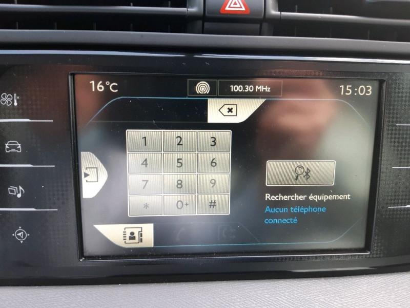 Photo 9 de l'offre de CITROEN C4 PICASSO E-HDI 115CH BUSINESS à 10490€ chez Carlyss automobiles Vitré