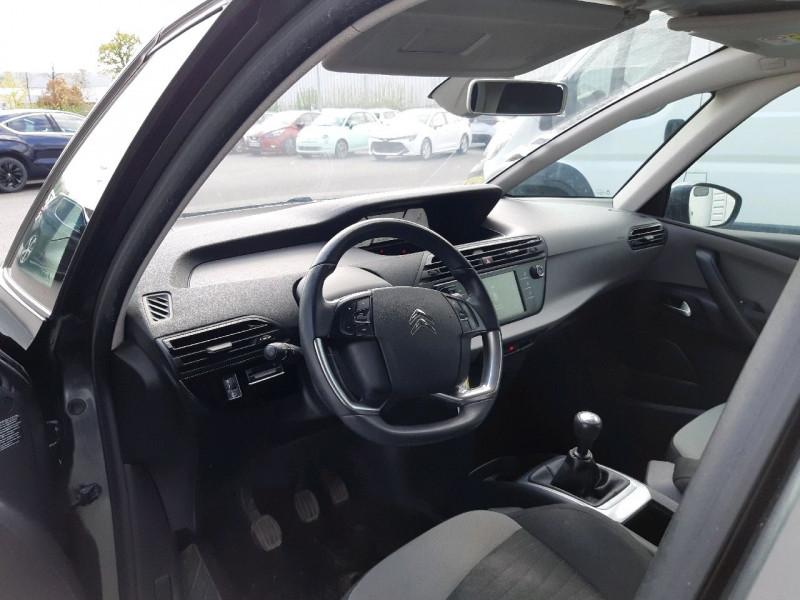 Photo 5 de l'offre de CITROEN C4 PICASSO E-HDI 115CH BUSINESS à 10490€ chez Carlyss automobiles Vitré