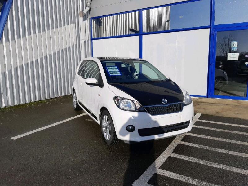 Photo 1 de l'offre de SKODA CITIGO 1.0 MPI 75CH ELEGANCE 3P à 6490€ chez Carlyss automobiles Vitré