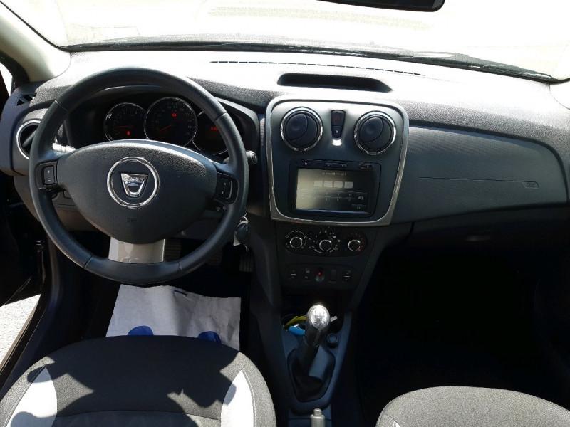 Photo 9 de l'offre de DACIA SANDERO 0.9 TCE 90CH STEPWAY PRESTIGE à 8490€ chez Carlyss automobiles Vitré