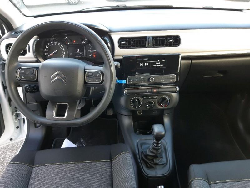 Photo 6 de l'offre de CITROEN C3 BLUEHDI 100CH FEEL S&S à 11790€ chez Carlyss automobiles Vitré