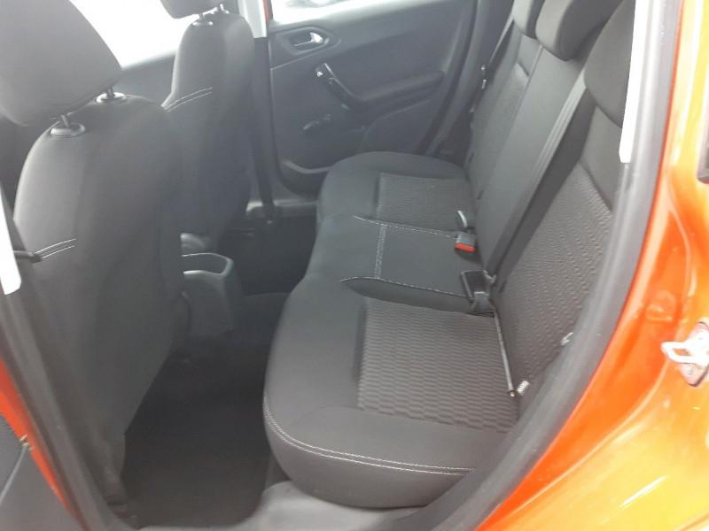 Photo 6 de l'offre de PEUGEOT 208 1.2 PURETECH 82CH ACTIVE 5P à 9790€ chez Carlyss automobiles Vitré