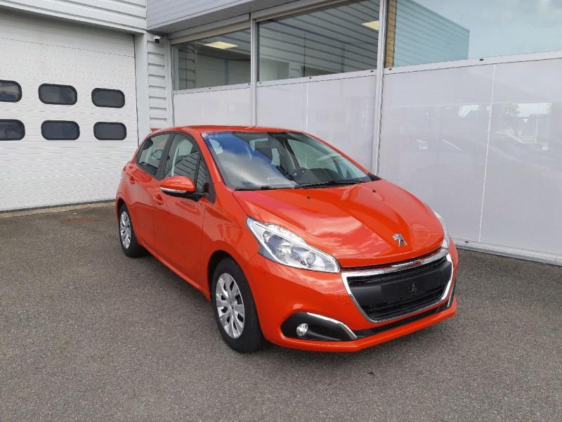 Peugeot 208 1.2 PURETECH 82CH ACTIVE 5P Essence ORANGE Occasion à vendre