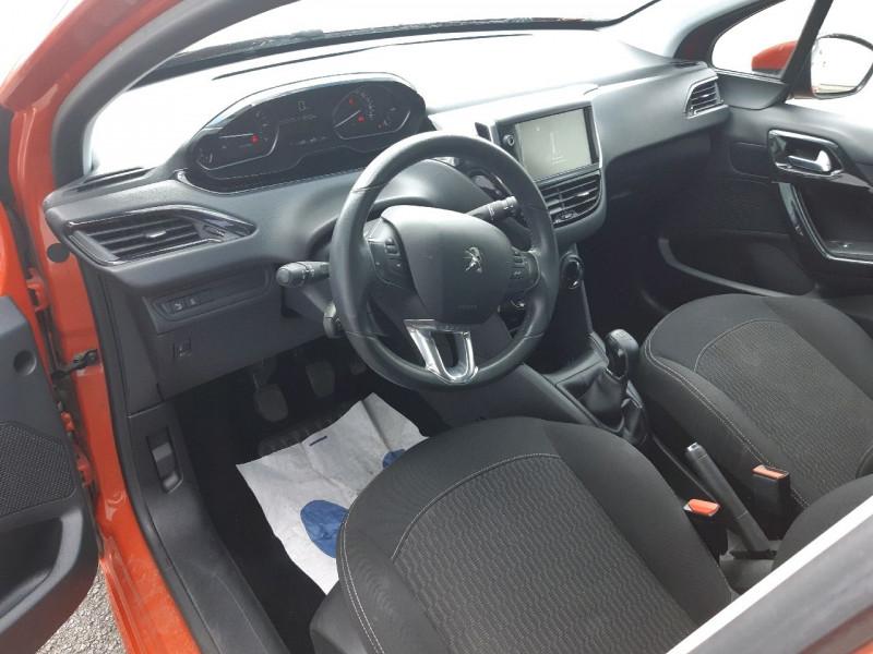 Photo 5 de l'offre de PEUGEOT 208 1.2 PURETECH 82CH ACTIVE 5P à 9790€ chez Carlyss automobiles Vitré