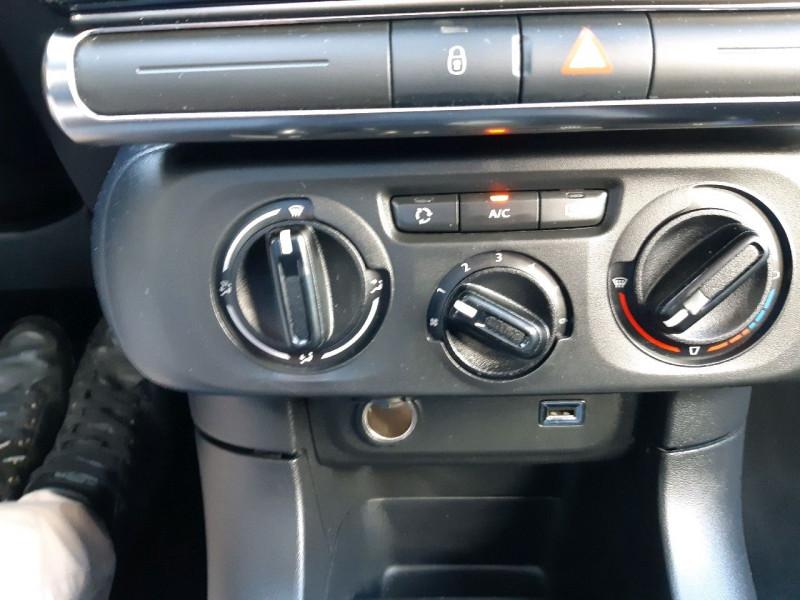 Photo 7 de l'offre de CITROEN C3 BLUEHDI 100CH FEEL S&S à 11790€ chez Carlyss automobiles Vitré