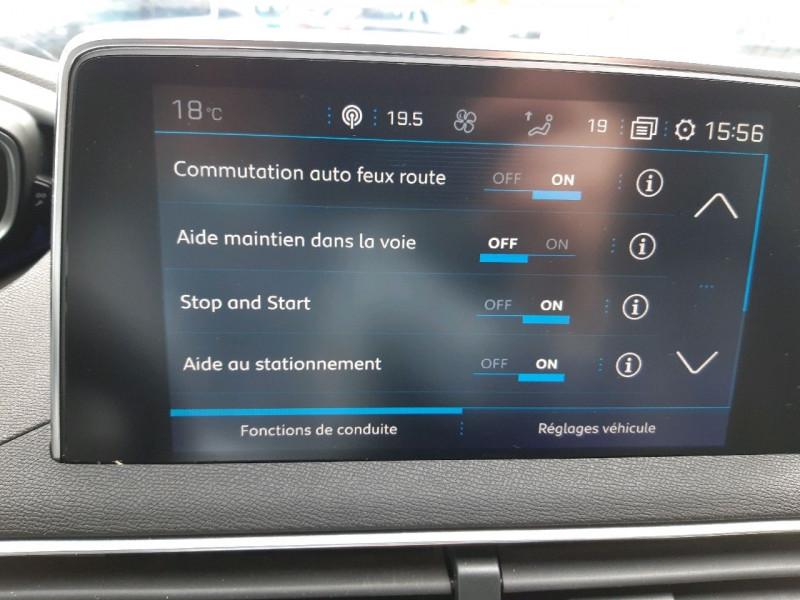 Photo 15 de l'offre de PEUGEOT 3008 2.0 BLUEHDI 180CH GT S&S EAT6 à 22490€ chez Carlyss automobiles Vitré