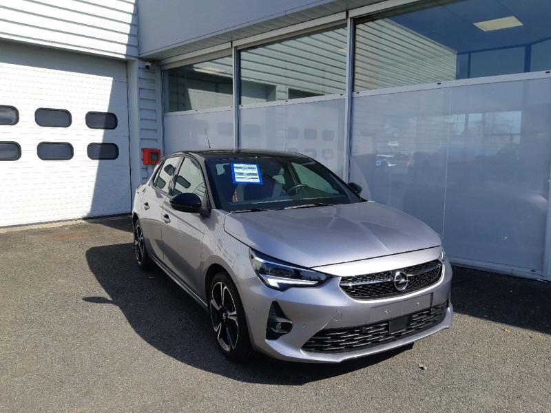 Opel CORSA 1.2 TURBO 130CH GS LINE BVA Essence GRIS   Occasion à vendre