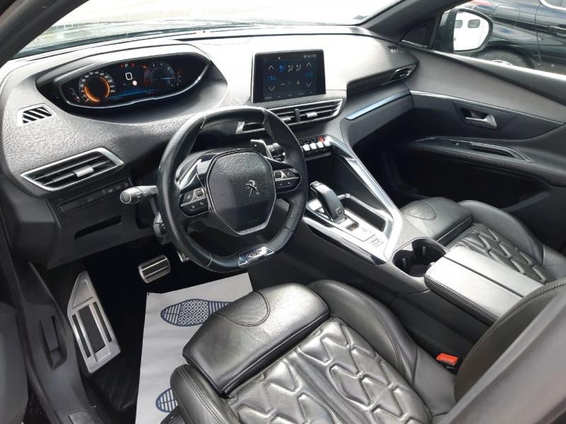 Photo 8 de l'offre de PEUGEOT 3008 2.0 BLUEHDI 180CH GT S&S EAT6 à 22490€ chez Carlyss automobiles Vitré