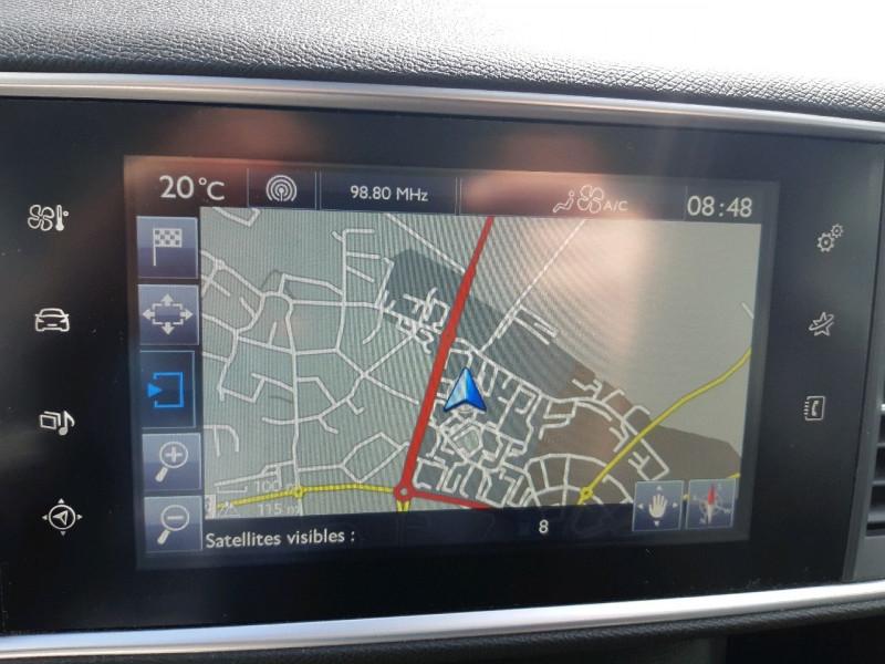 Photo 8 de l'offre de PEUGEOT 308 SW 2.0 BLUEHDI 150CH ALLURE S&S EAT6 à 15990€ chez Carlyss automobiles Vitré