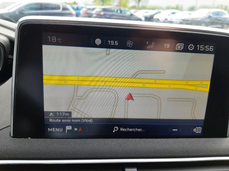 Photo 14 de l'offre de PEUGEOT 3008 2.0 BLUEHDI 180CH GT S&S EAT6 à 22490€ chez Carlyss automobiles Vitré