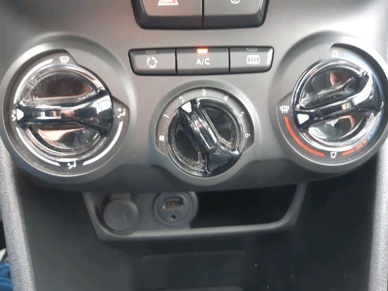 Photo 9 de l'offre de PEUGEOT 208 1.2 PURETECH 82CH STYLE 5P à 10990€ chez Carlyss automobiles Vitré