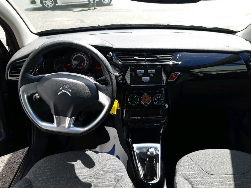 Photo 8 de l'offre de CITROEN C3 BLUEHDI 100 EXCLUSIVE S&S à 9990€ chez Carlyss automobiles Vitré