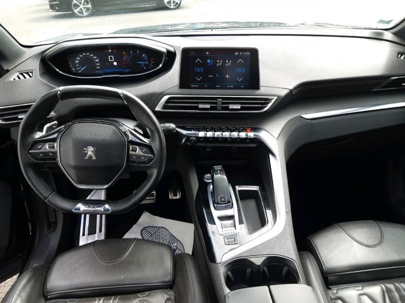 Photo 11 de l'offre de PEUGEOT 3008 2.0 BLUEHDI 180CH GT S&S EAT6 à 22490€ chez Carlyss automobiles Vitré
