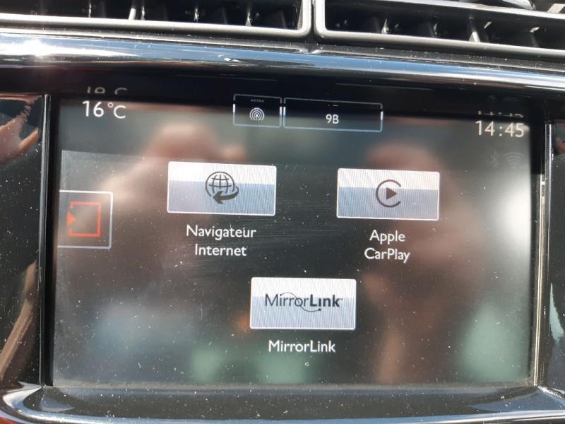 Photo 10 de l'offre de CITROEN C3 BLUEHDI 100 EXCLUSIVE S&S à 9990€ chez Carlyss automobiles Vitré