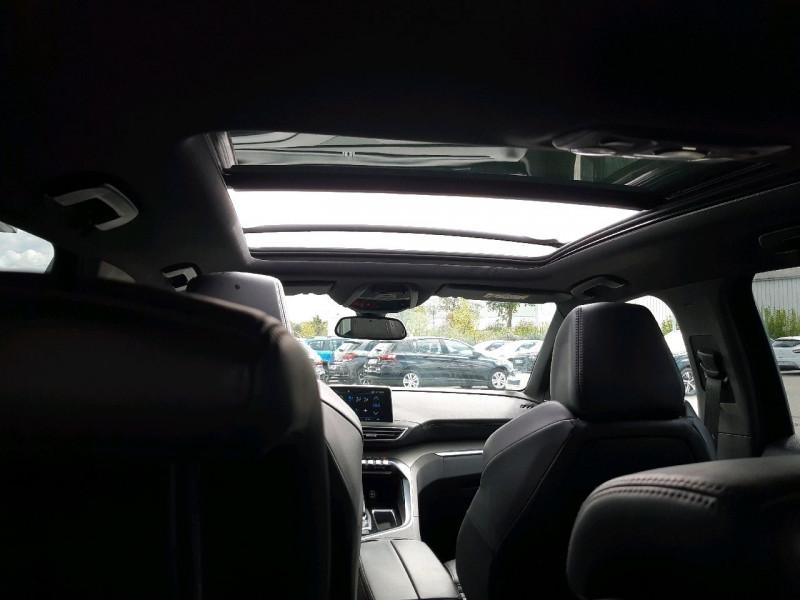 Photo 6 de l'offre de PEUGEOT 3008 2.0 BLUEHDI 180CH GT S&S EAT6 à 22490€ chez Carlyss automobiles Vitré