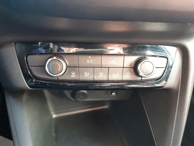 Photo 11 de l'offre de OPEL CORSA 1.2 TURBO 130CH GS LINE BVA à 18490€ chez Carlyss automobiles Vitré