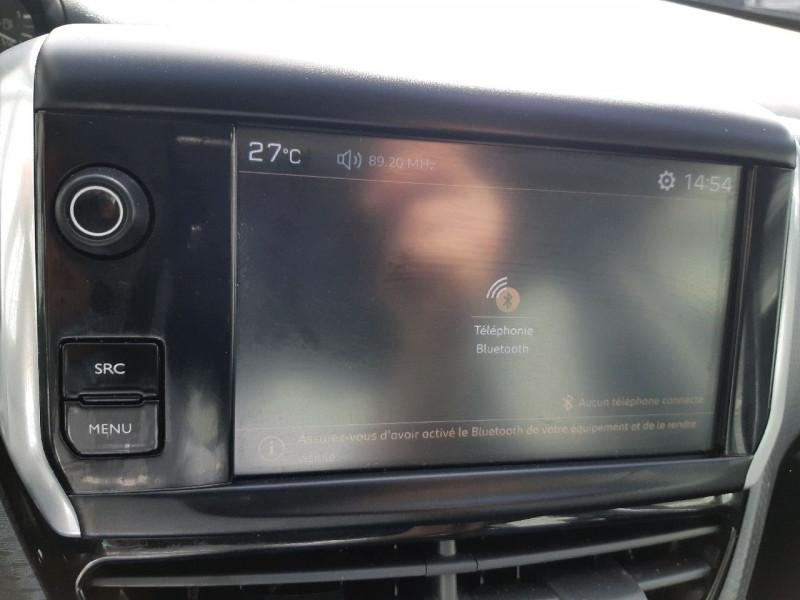Photo 9 de l'offre de PEUGEOT 2008 1.2 PURETECH 82CH ACTIVE à 12490€ chez Carlyss automobiles Vitré