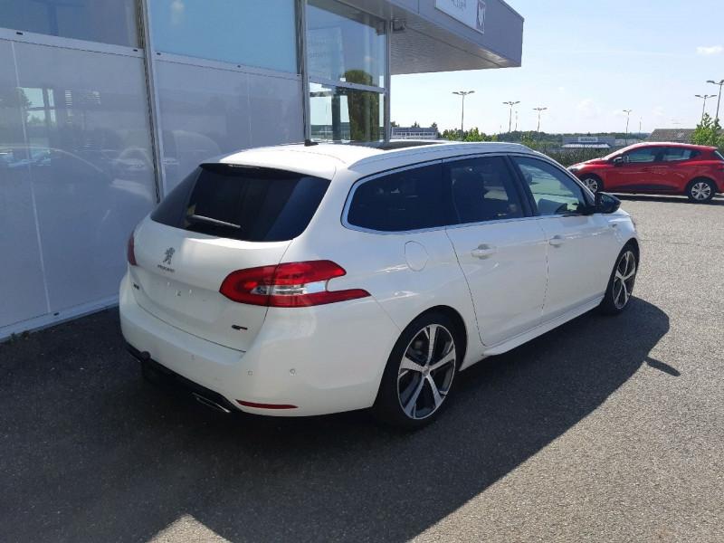 Photo 3 de l'offre de PEUGEOT 308 SW 2.0 BLUEHDI 180CH GT S&S EAT6 à 14790€ chez Carlyss automobiles Vitré