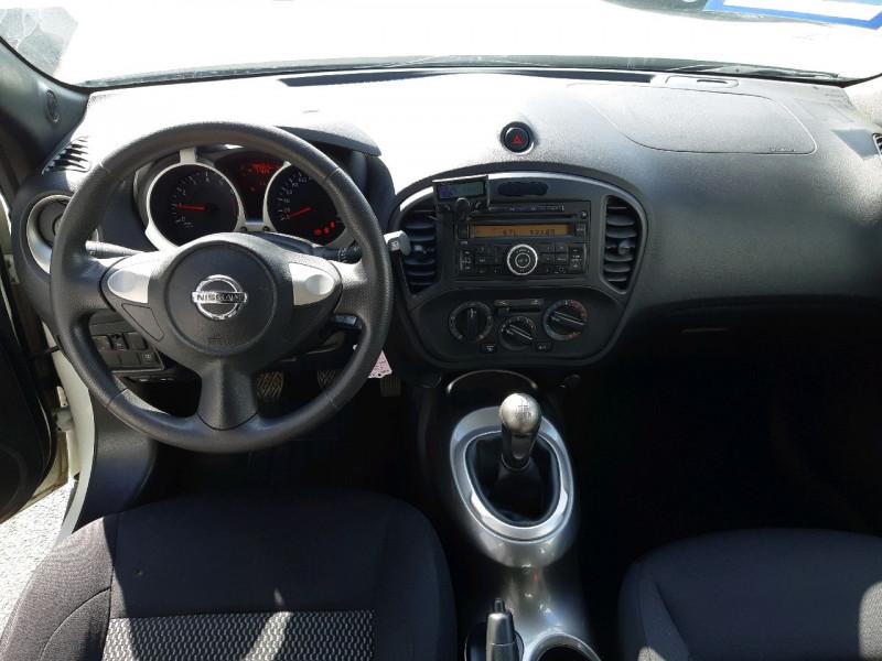Photo 8 de l'offre de NISSAN JUKE 1.6 94CH VISIA PACK à 8990€ chez Carlyss automobiles Vitré